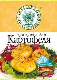 ВД Приправа для картофеля 30 г