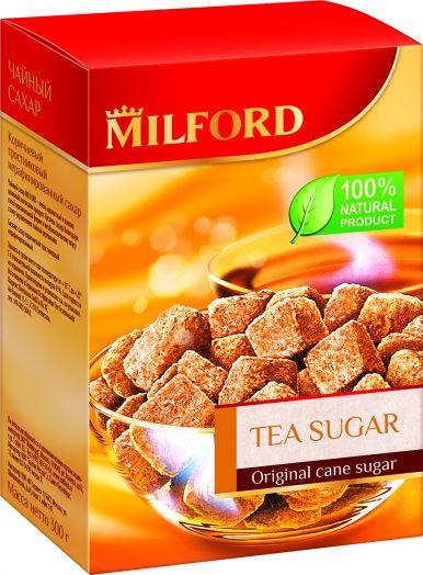 MILFORD Чайный сахар кусковой 300 г